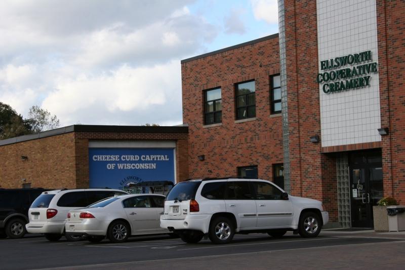 Western Wisconsin based Ellsworth Cooperative Creamery.
