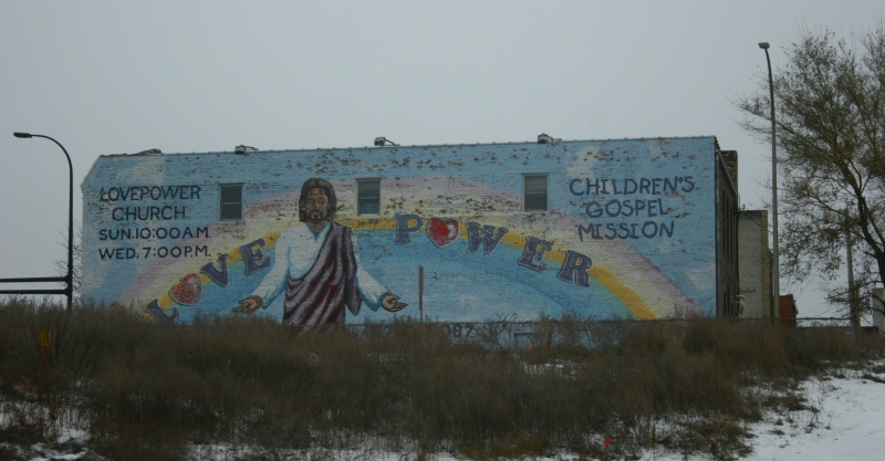 One of the few scenes I shot while traveling Interstate 35 into Minneapolis.