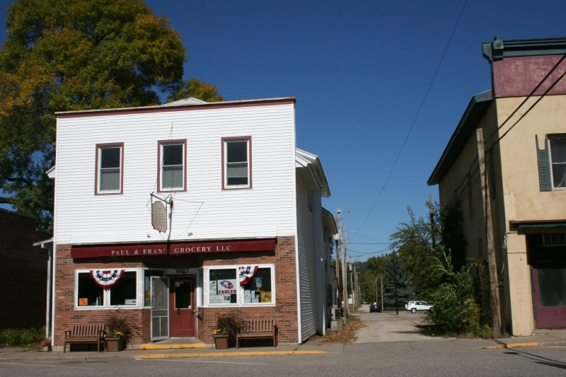 Pepin's grocery store.
