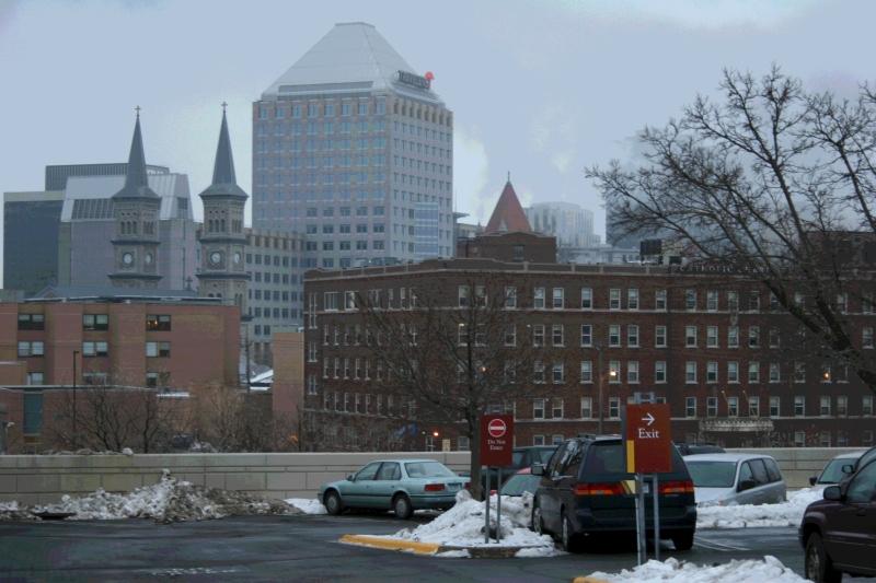 St. Paul skyline 2