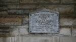 Shattuck, old sign on ShumwayHall