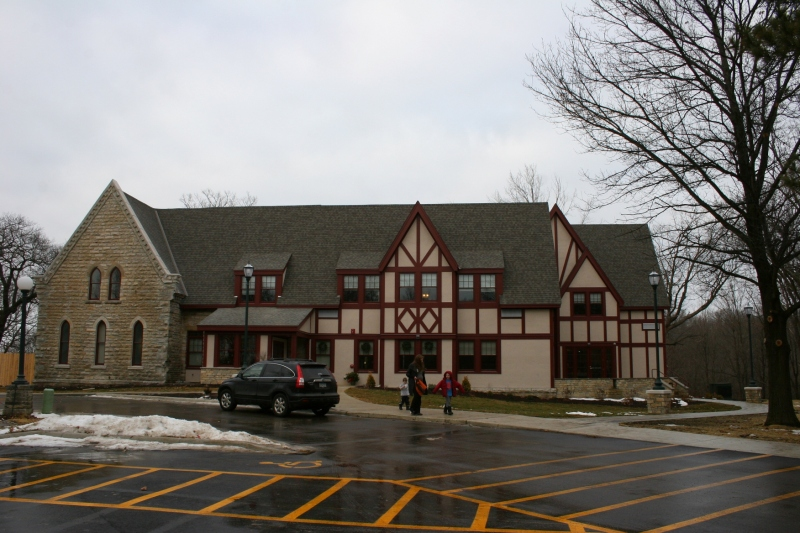 The Inn at Shattuck St. Mary's, a conference/retreat center and hotel, opened on Friday.