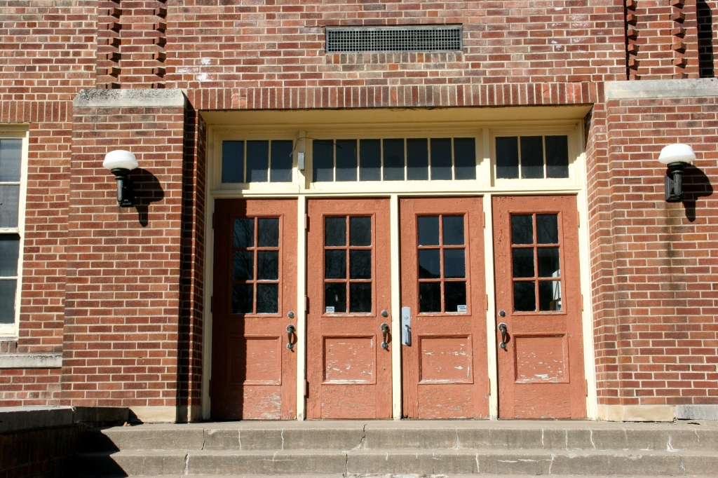 Imagine the students and their families who have walked through these doors.