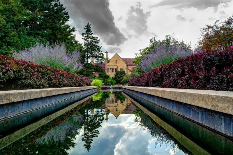 The Paine Mansion. Photo by Eric Reischl and courtesy of the Paine Art Center and Gardens.