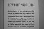 Exhibit Selma, How Longwords