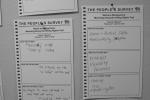 Exhibit Selma, People's surveyresponses