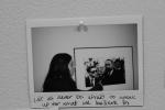 Exhibit Selma, Polaroid andthoughts