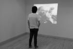 Exhibit Selma, watchingvideo