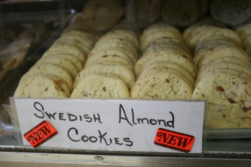 More bakery treats.
