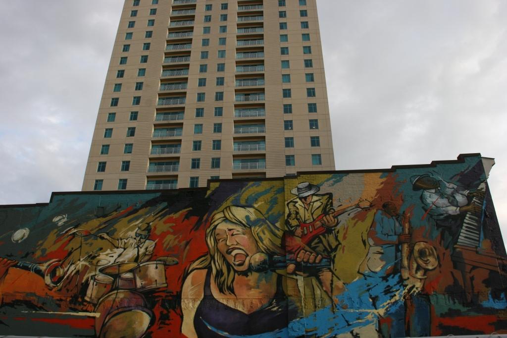Rochester, mural 3