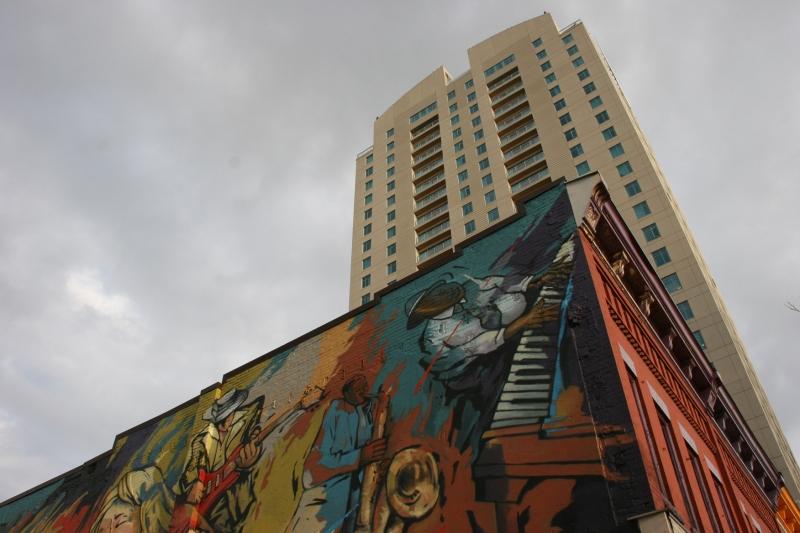 Rochester, mural 4