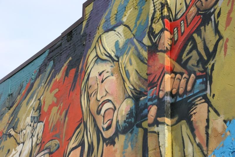 Rochester, mural 5