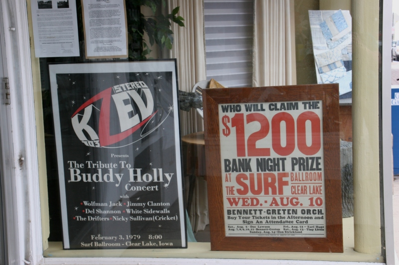 Signage always grabs my attention, including these graphically pleasing signs in a downtown window.