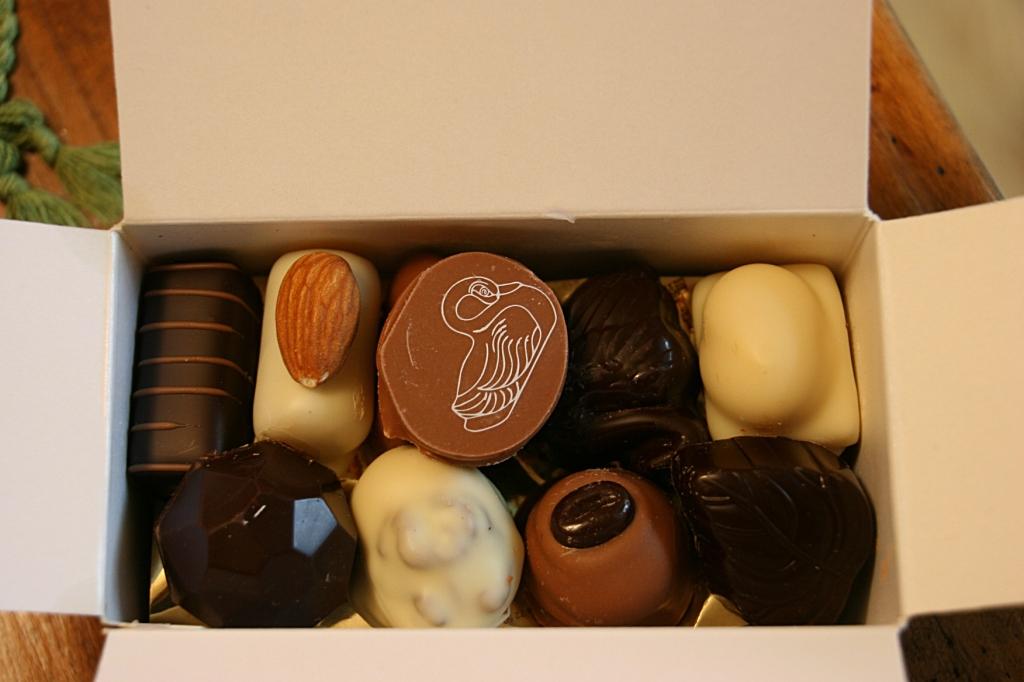 Belguim chocolate