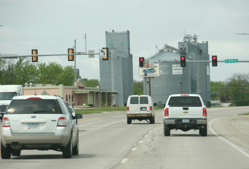 Clear Lake retains its strong rural roots.