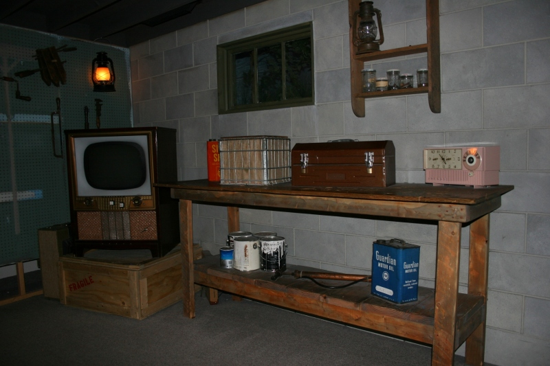 Visitors to the Minnesota History Center in St. Paul can experience the 1965 tornado outbreak in a replica basement of a 1960s rambler. Through a multi-media presentation, that deadly series of tornadoes
