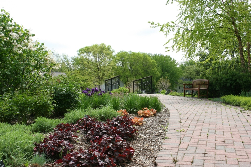 I would love to revisit North Central Iowa Gardens in Clear Lake at a later date.