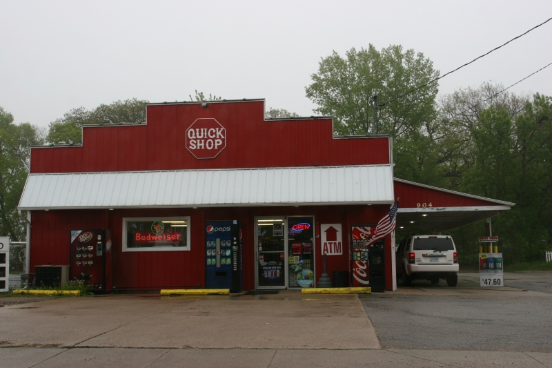 Something I've never seen until visiting Clear Lake: a drive-through liquor store.