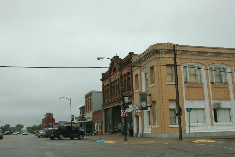 Garner's downtown.