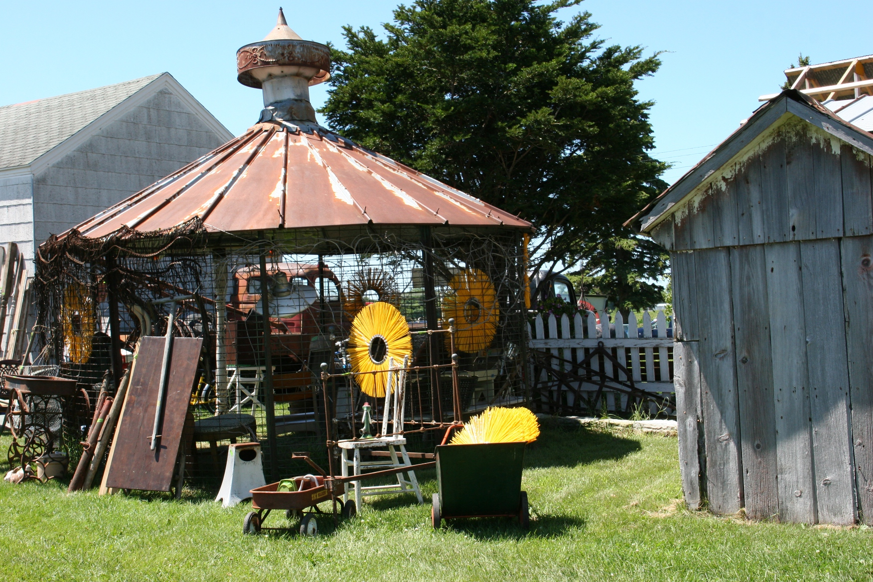 If You Love Vintage Check Out This Rural Medford Barn
