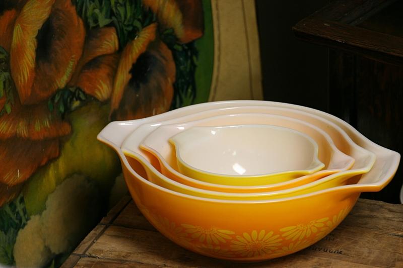 Audre's Attic, bowls