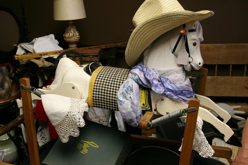 Audre's Attic, horse