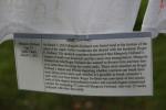 Clothesline Project, info aboutMargie