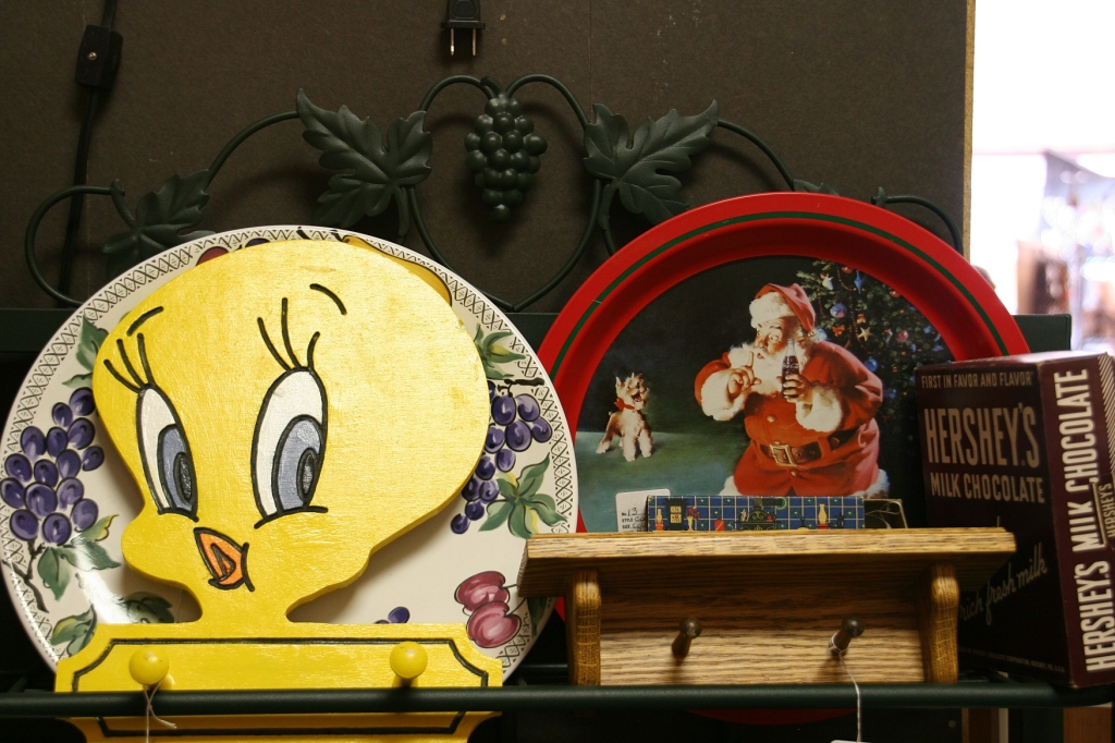 Jim's Antiques, Tweety Bird and more