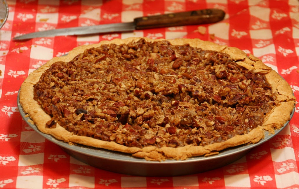 "I asked Elsie, ""What's the most popular pie?"" She replied, ""Pecan."""