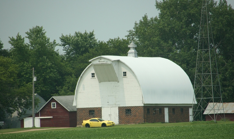 If you appreciate barns, this area of Minnesota offers plenty of barn gazing.