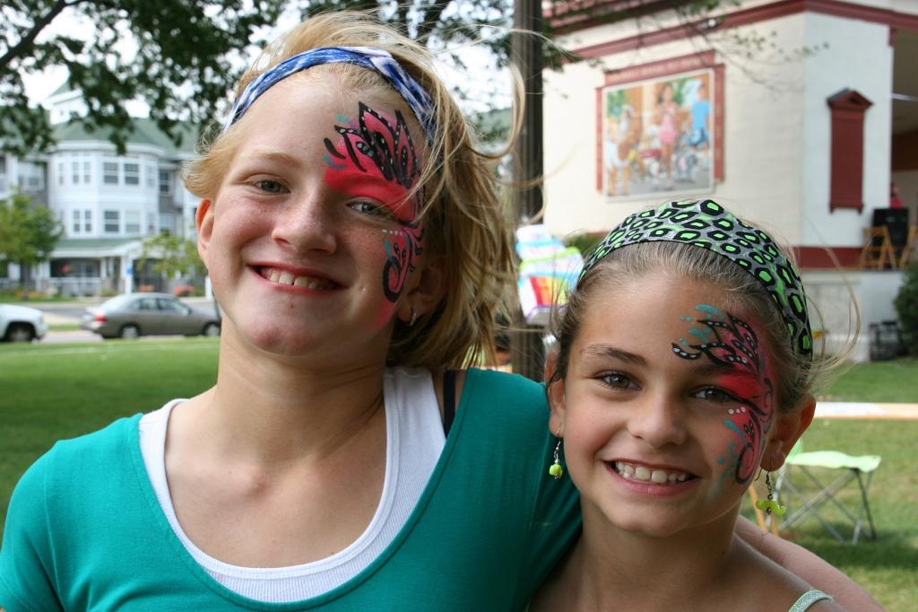 Festival, friends 3