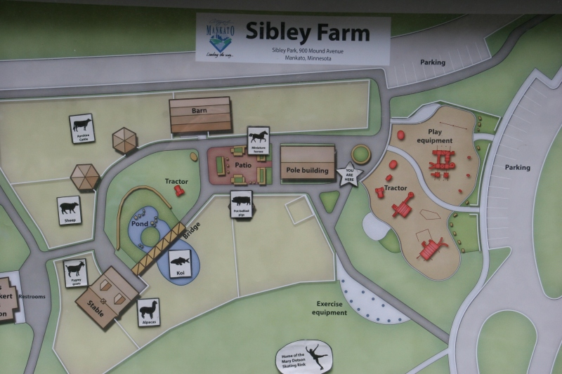 Your guide to Sibley Farm in Mankato.