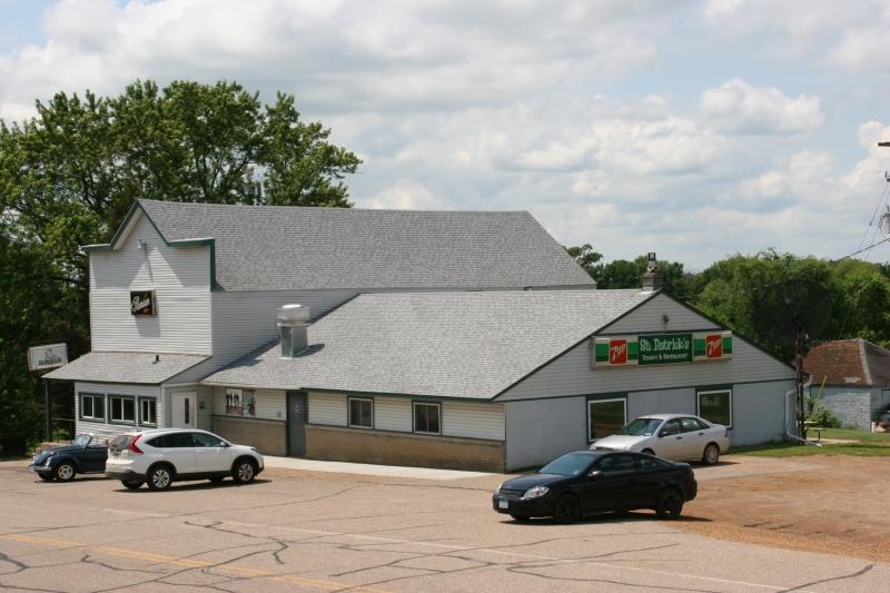 St. Patrick's Tavern in St. Patrick, Minnesota