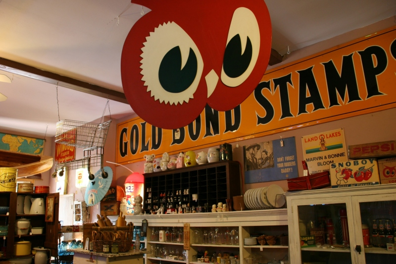 Remember Red Owl and Gold Bond stamps?