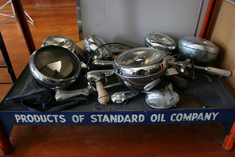 If you're a Standard Oil collector or need lights...