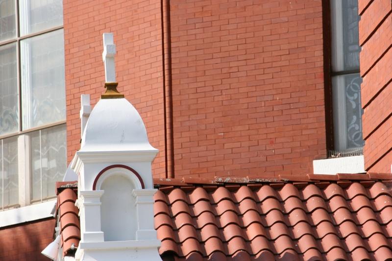 Roof details.