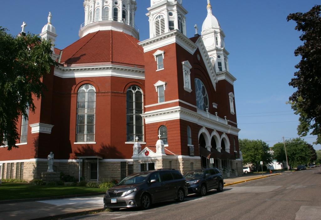 The Basilica of Saint