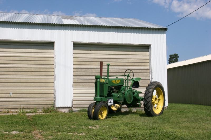 Utica is definitely a farming community.