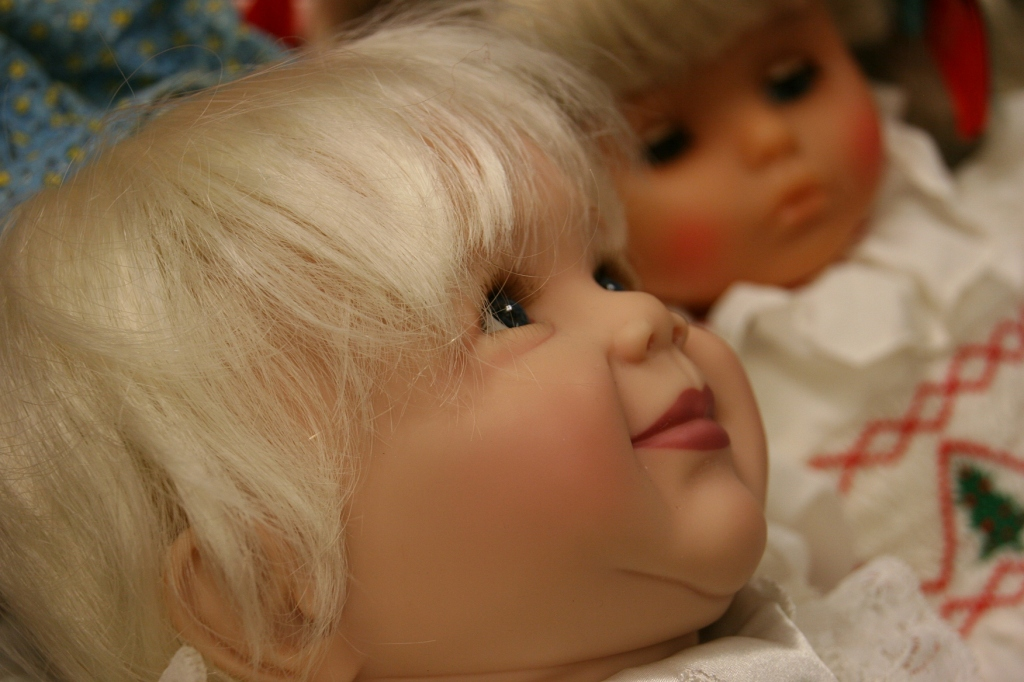 Adams Originals, 26 doll close-up 2