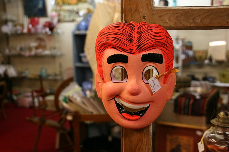 An Archie mask for sale.
