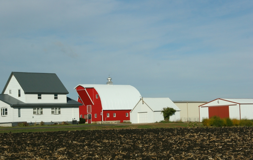 One of my favorite barns in the Springfield area along U.S. Highway 14 in southwestern Minnesota.