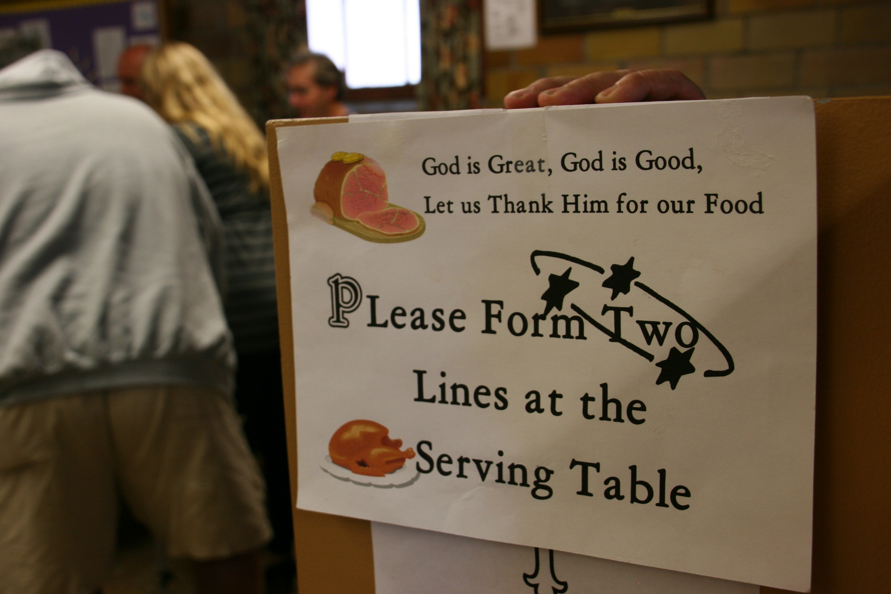 Country churches minnesota prairie roots page 2 two lines keep things moving about 430 diners attended sundays dinner kristyandbryce Images