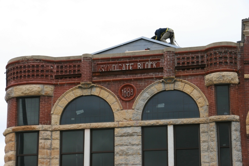 So much potential exists in Albert Lea's downtown given the volume of historic buildings.