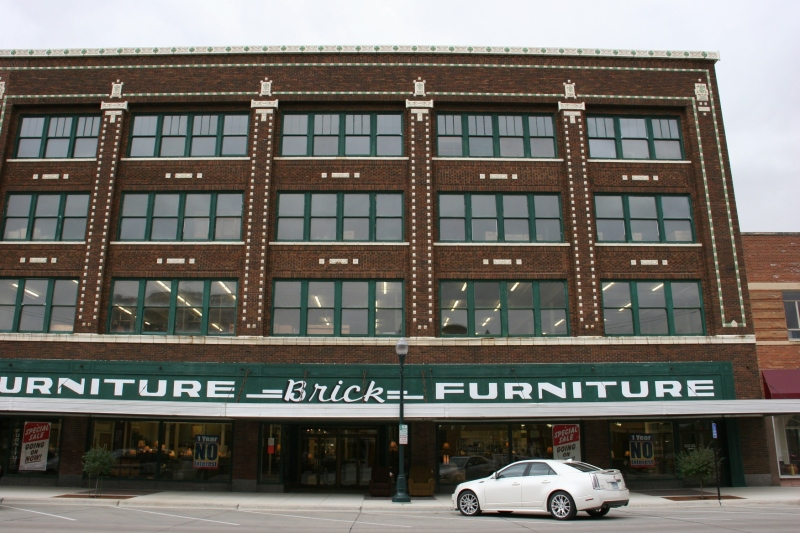 Historic buildings in Albert Lea, 56 furniture store