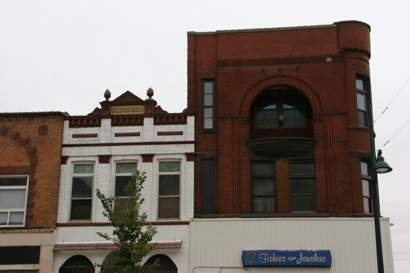 Historic buildings in Albert Lea, 71 jeweler building