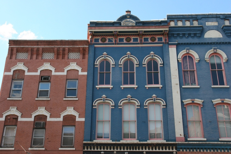 Downtwon La Crosse features stunning architectural details in its downtown Commercial Historic District.