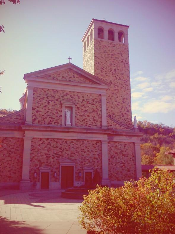 The Shrine Church. Photo courtesy of Miranda Helbling.