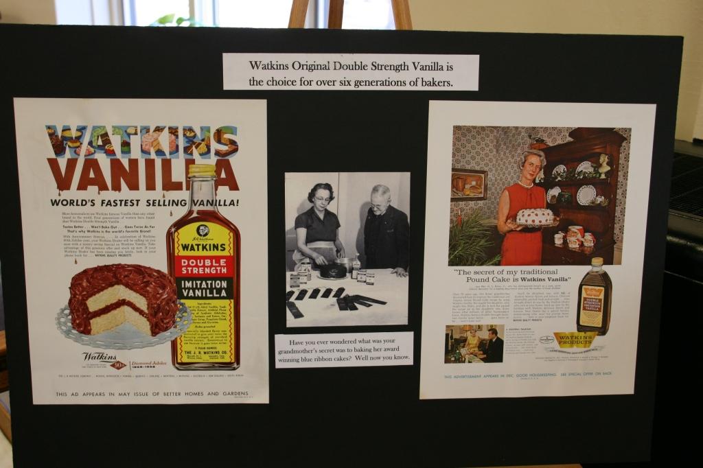 Vanilla has long been a staple bestseller at Watkins.