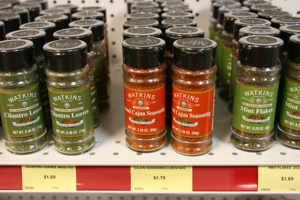 Spices have always been an integral part of Watkins.