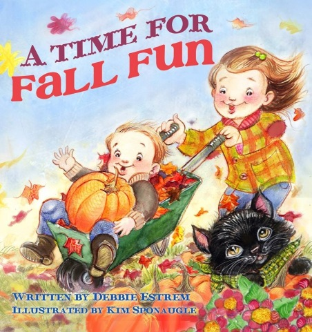 Fall book cover